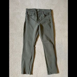 7 for all Mankind Ankle Gwenevere Jeans - Size 28